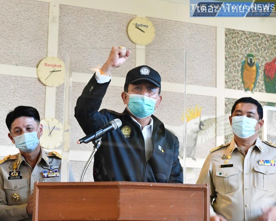 Il Primo Ministro Thailandese Esorta I Thailandesi A Non Bere Alcolici E A Non Fare Feste In Pubblico Durante Il Songkran E A Celebrare La Festa In Modo Tradizionale The Pattaya News